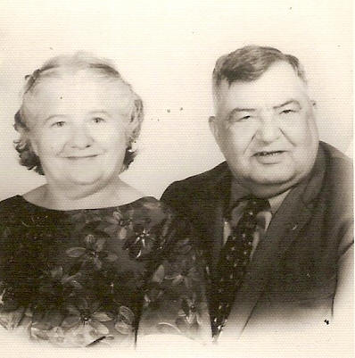 John and Nellie Powell
