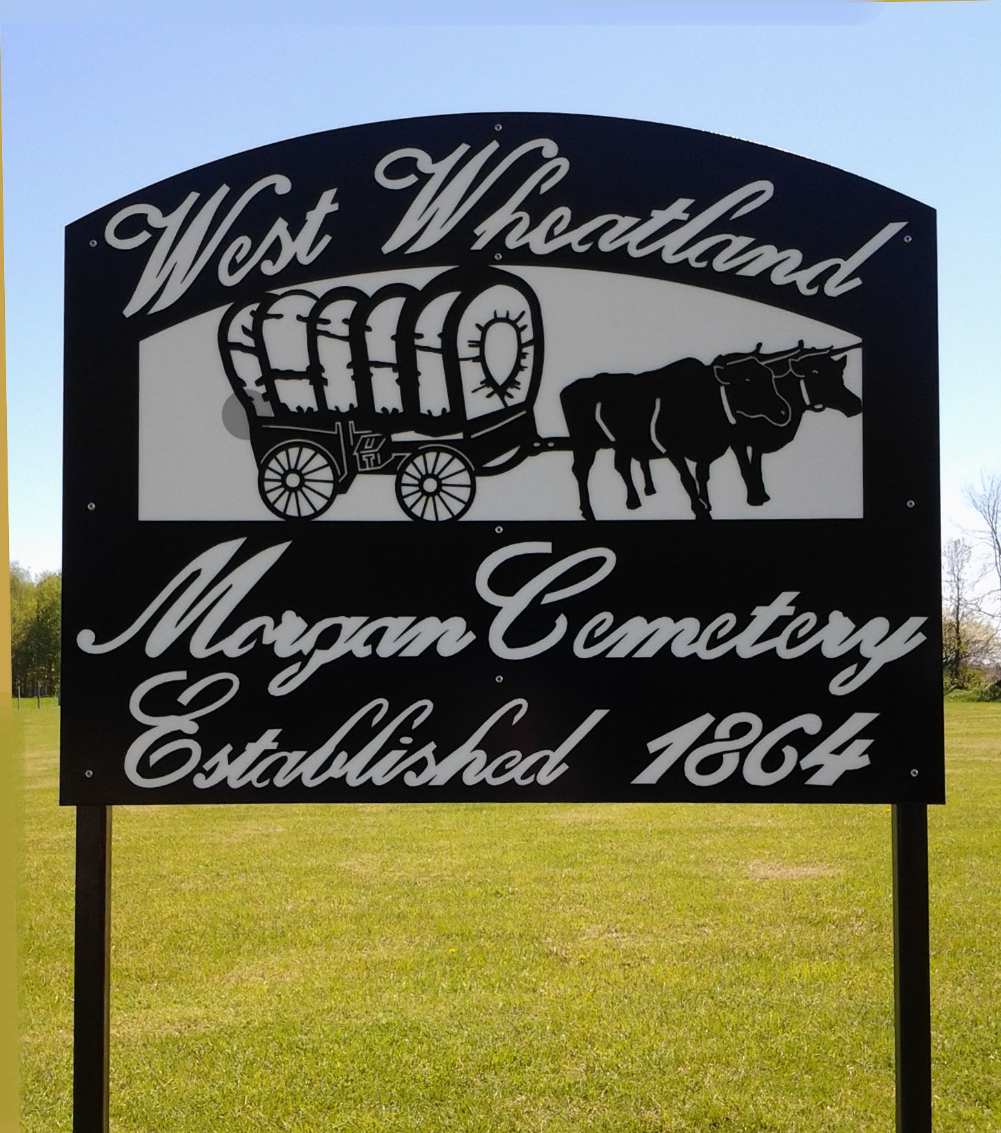 westwheatlandsign